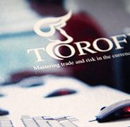 ToroFx. Brand Identity Design.