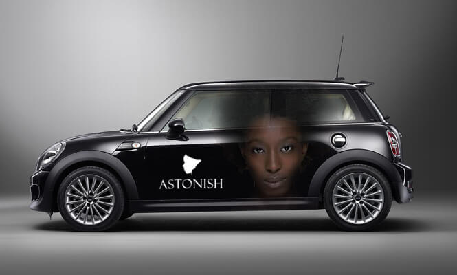 Astonish car ads