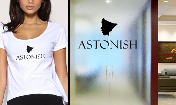 Astonish t-short