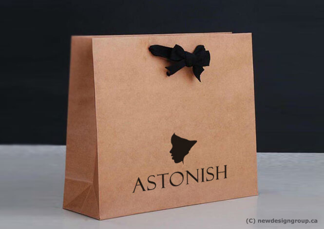 Astonish shopping bag photograph by Elena Loga