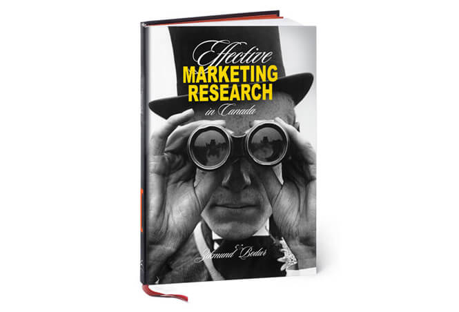 Efective Marketing Research in Canada book cover