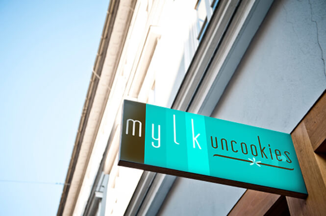 Sign of Mylk Uncookies photo