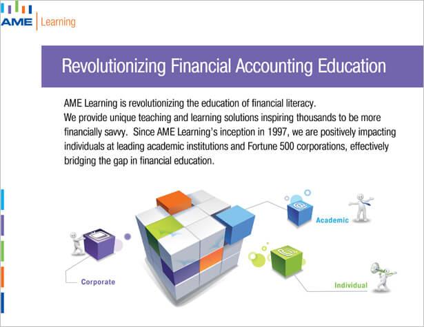 ppt presentation image for AME