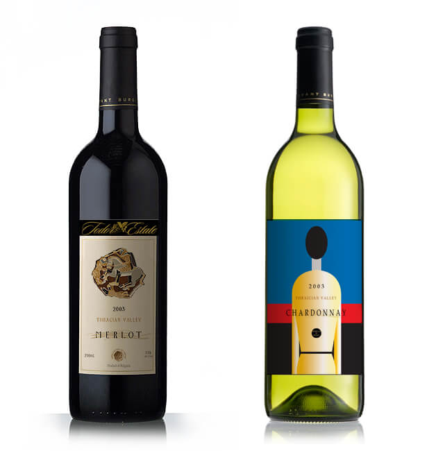 how to design wine labels sketches
