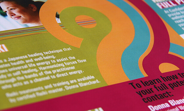 beautiful brochure image from New Design Group Inc. portfolio