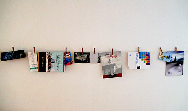 flyers, presentation folders, sales sheets, post cards design samples