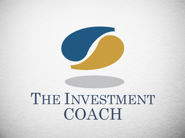 logo and website design for financial industry