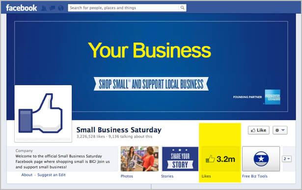 Business Facebook Page Design