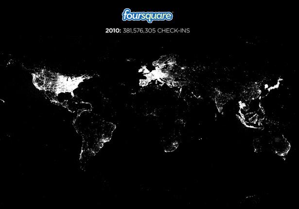foursquare_checkin_map