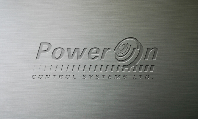 PowerOn Control Systems New Logo