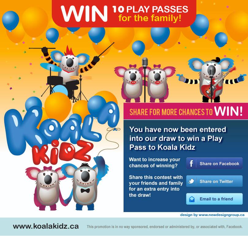 Koala Kidz Social media campaign 2