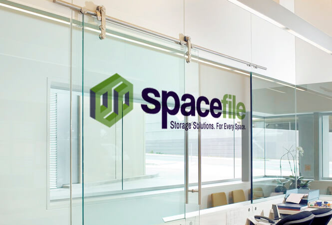 Spacefile Logo Photo