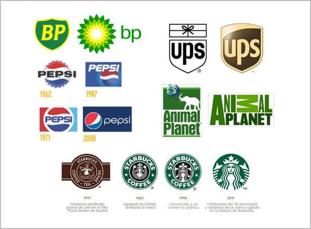 rebranded logos samples