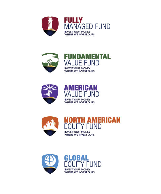 ABC Funds logo samples