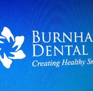 Burnham Dental. Brand Identity Design. Website Development.