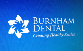 Burnham Dental Brand Identity