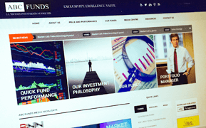 ABC Funds Case Study: Breaking New Ground In Financial Web Design