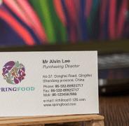 Spring Food China. Start-up Case Study