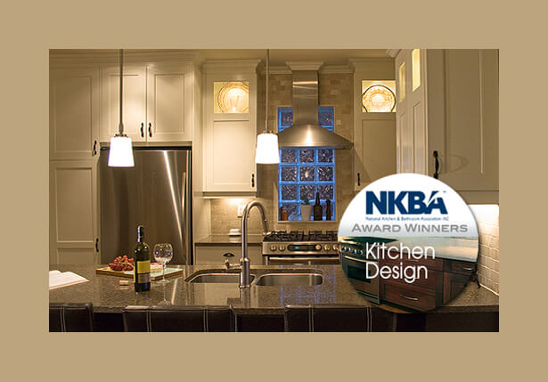 Brochure design for kitchen designers new design group inc for Kitchen design companies