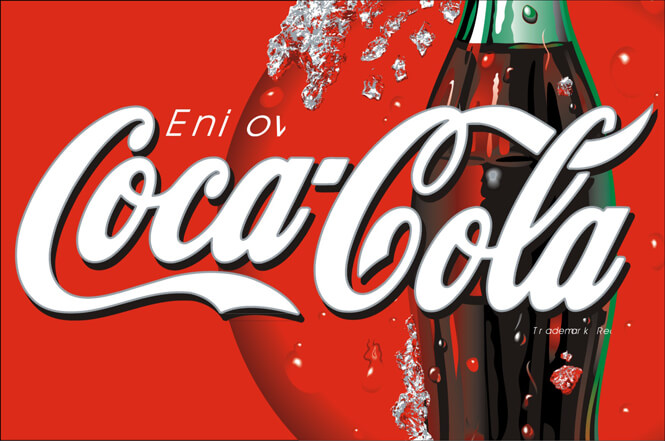 how much was paid for Coca-Cola logo design