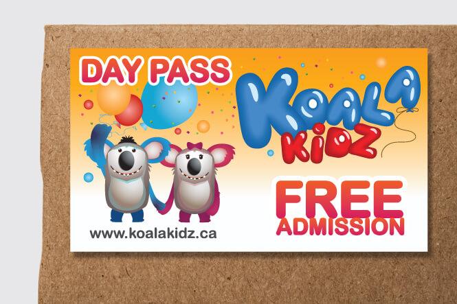Free pass for Koala Kidz