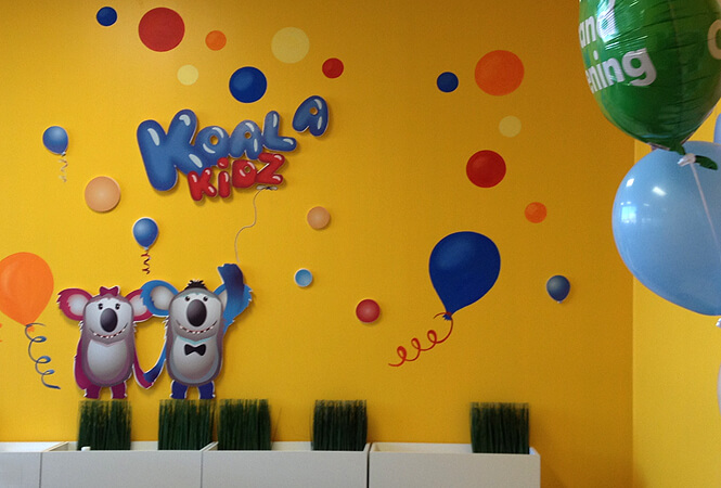 Koala Kids Room Graphics