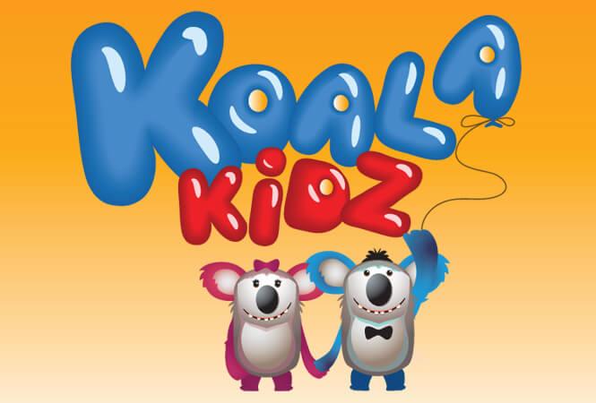 Koala Kidz - Logo