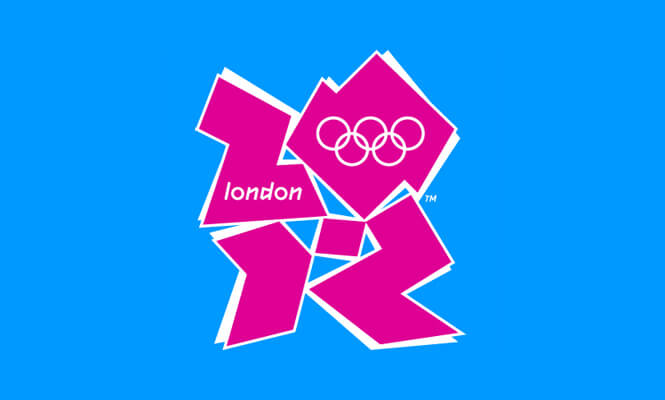 how much was paid for London Olympic Games logo design