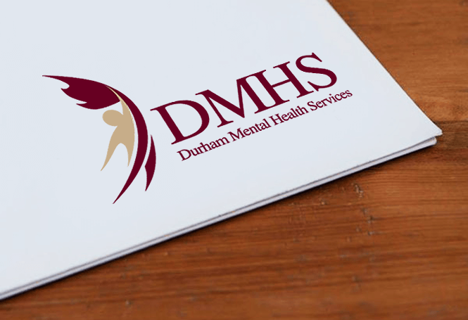 DMHS Logo Design by New Design Group