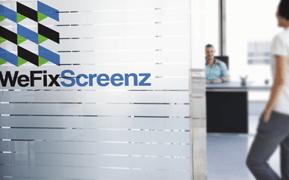 WeFixScreenz. Case Study.