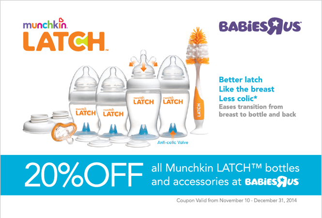advert design for baby product by new design group