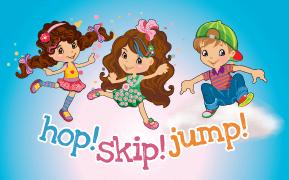 Hop! Skip! Jump! – Complete Branding Project