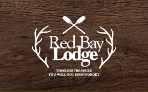 Red Bay Lodge. Rebranding