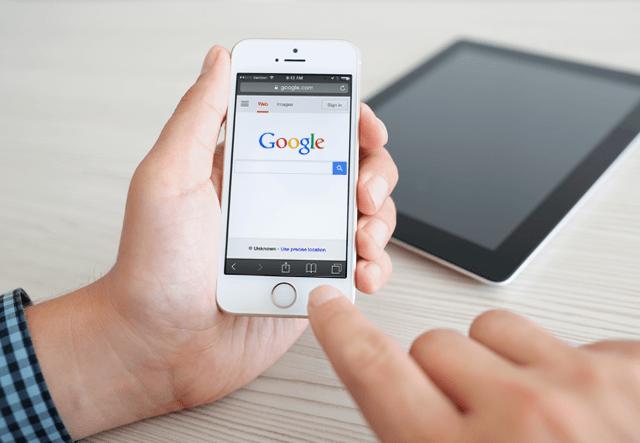 Google Rankings Mobile Friendly Website