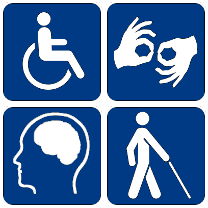 accessible website image