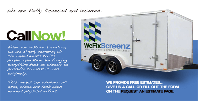Web Design for WeFixScreenz by New Design Group
