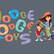 Hodgepodge Toys. Identity Design. Signage and Website Development.