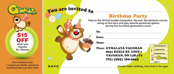Gimalaya invitation