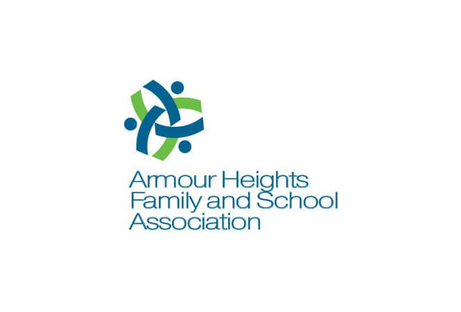 AHFS logo design