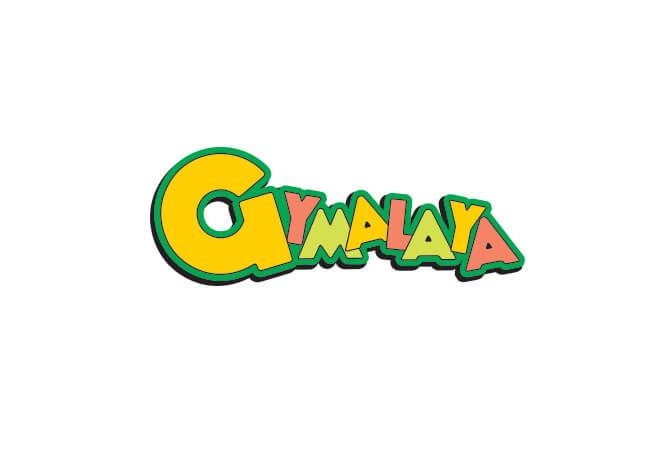 Gimalaya logo design