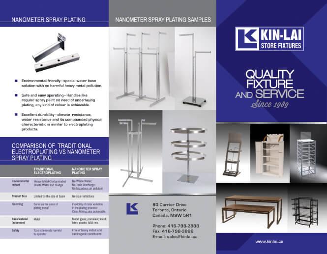 Kin Lai brochure
