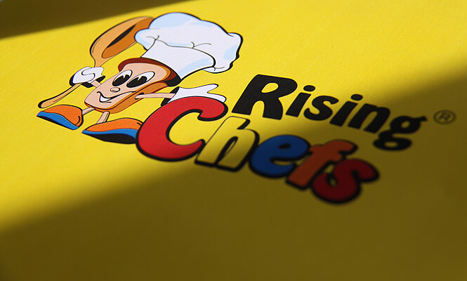Rising Chefs logo photo