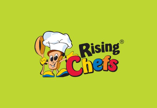 Rising Chefs logo