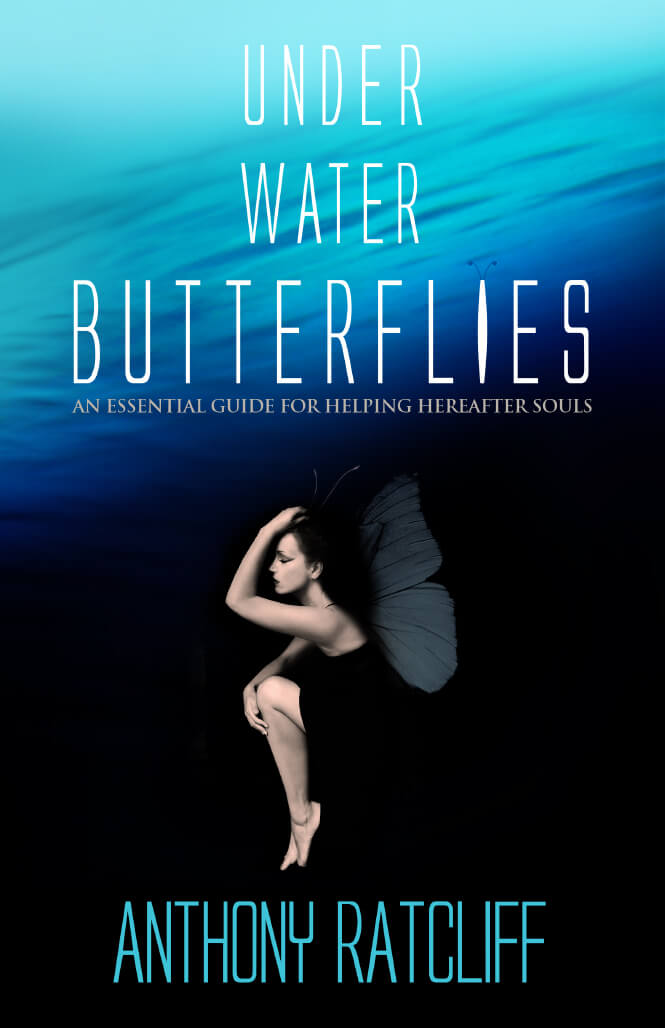 Anthony Ratcliff's 'Under Water Butterflies' front side