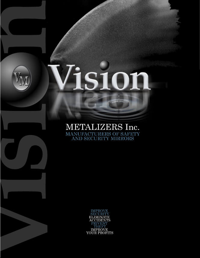 Vision Metalizers product brochure cover