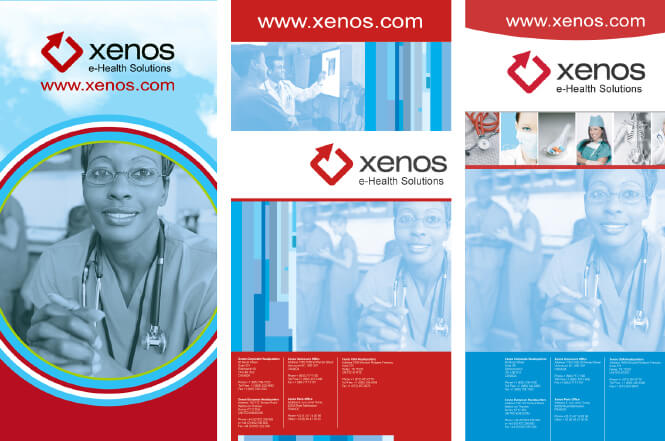 Xenos posters different samples