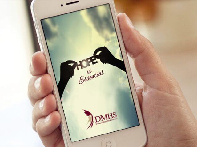 DMHS Smartphone Application