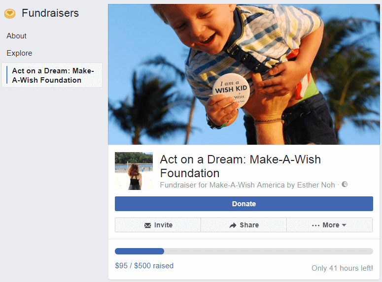 Facebook For Non Profit Organizations
