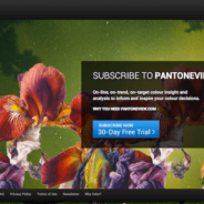Newly Launched PANTONEVIEW.com – Make Colour Work in your Designs