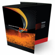 Corporate Presentation Folder and Inserts Design